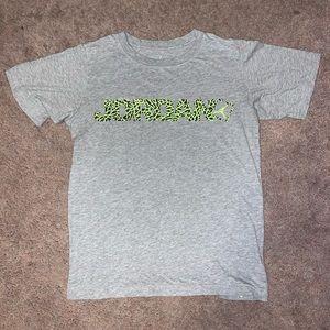 boys jordan t shirt